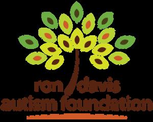 Ron Davis Autism Foundation Logo